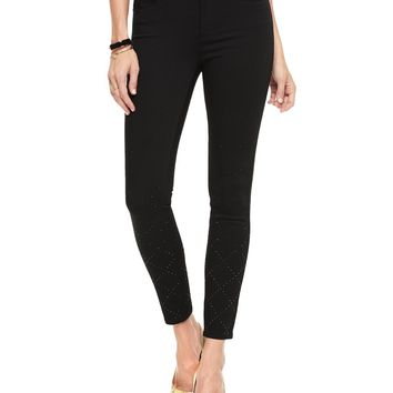 Diamond Embellished Skinny Jean by Juicy Couture
