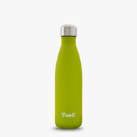 Swell Stainless Water Bottle Thermo - Peridot - Stone Collection - Medium 17 oz