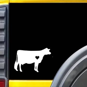 Dairy Cow Cattle Decal Sticker *J482*
