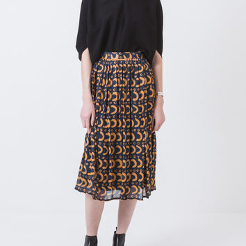 Printed Bella Skirt