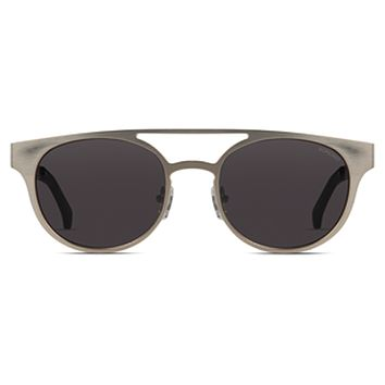 Komono - Finley Silver Boutique Sunglasses