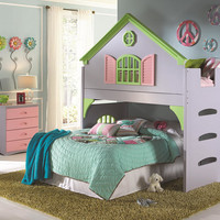 New Playhouse Twin Size Loft Bed