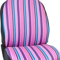 Pink Baja Car Seat Cover