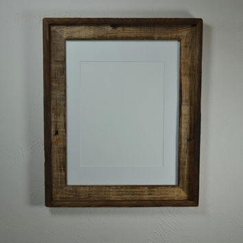 Picture frame 11x14 with mat for 8x10,8x12,8 1/2x11,9x12,7x9