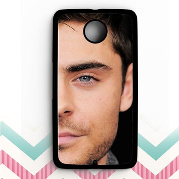 zac efron face Nexus 6 Case