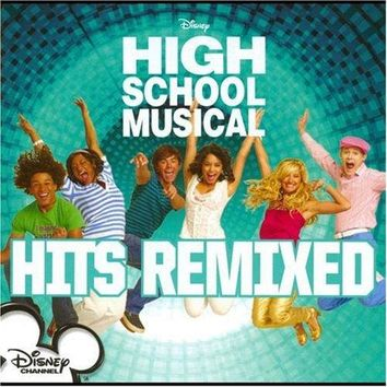 High School Musical - Hits Remixed - Exclusive CD