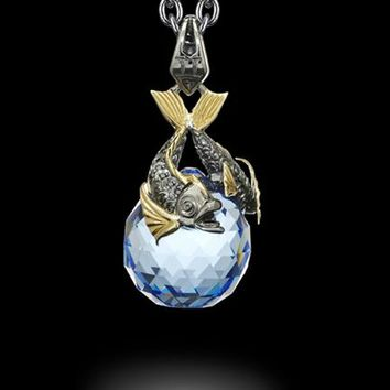 Stephen Webster Pisces Astro Ball Necklace