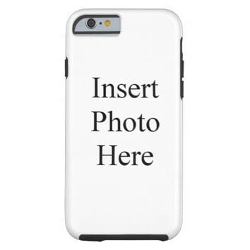 Personalized Photo Case-Mate Tough iPhone 6 Case