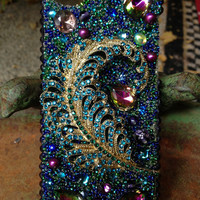 iPhone 5 Pretty Peacock Case