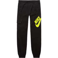 Nike Sb Fleece Boys Pants Black  In Sizes