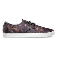 Vans Otw Hyperstealth Ludlow Mens Shoes Brown/Black  In Sizes