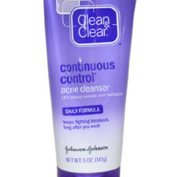 Daily Formula Continuous Control Acne Cleanser Cleanser Clean & Clear
