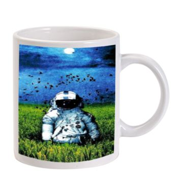 Gift Mugs | Brand New Deja Entendu In Night Ceramic Coffee Mugs