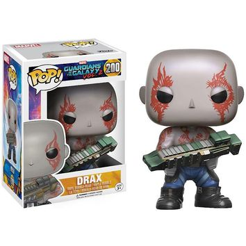 Drax Guardians of the Galaxy Vol. 2 Funko Pop! Figure #200