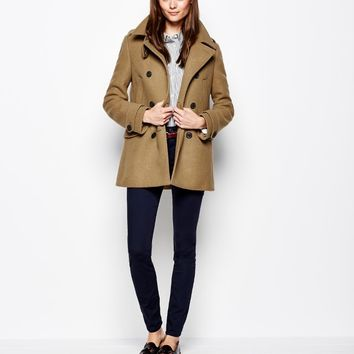 Howitson Peacoat