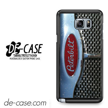 Truck Peterbilt For Samsung Galaxy Note 5 Case Phone Case Gift Present