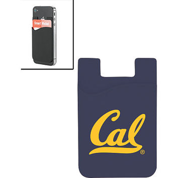 University of California Berkeley Silicone Media Wallet