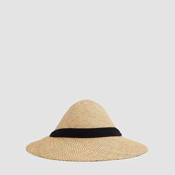 Clyde / Adriatic Hat in Natural