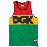 DGK Int'ly Known Tank - Men's at CCS