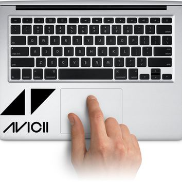 Avicii Vinyl Decal Sticker for Laptop Mac Car Window Cup Water Bottle Yeti Tumbler  Truck Stickers Decal Made in US (Message for Color)