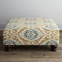 """Bexley"" Ottoman - Horchow"