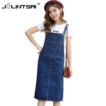 Summer/Spring Dresses 2017 Sexy Dress Women Denim Casual Dress Fashion Style Vestidos Plus Size Blue Dress for Woman S-3XL