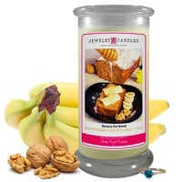 Banana Nut Bread | Jewelry Candle®