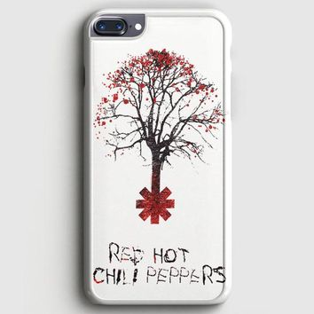 Tree Of Red Hot Chili Peppers iPhone 8 Plus Case | casescraft