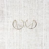 Perspective Angles Earrings