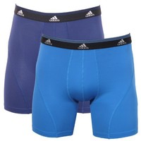 Adidas Men's Sport Performance Climalite Pack of 2 Boxer Brief