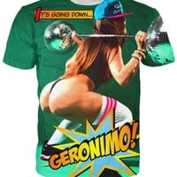 It's Going Down T-Shirt