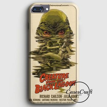 Creature From The Black Lagoon Poster iPhone 7 Plus Case | casescraft