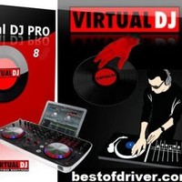 Virtual DJ 8 Pro Full + Crack and Keygen Mac Free Download