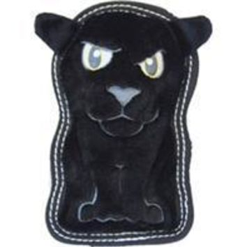 Petstages - Tough Seamz Panther Dog Toy W/ Invincible Squeaker