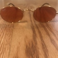 Ray Ban Round Small 90s Style Sunglasses