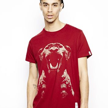 Supremebeing T-Shirt With Panther