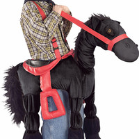 Brown Ride-a-Pony Child Costume - Cowboy Costumes