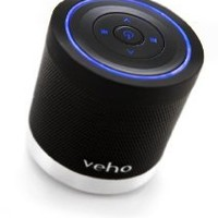 Amazon.com: Veho VSS-009-360BT M4 Portable Rechargable Wireless Bluetooth Speaker with Track Control and built in MP3 player: MP3 Players & Accessories