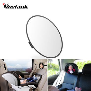 Adjustable Car Back Seat Safety View Car Baby Mirror Rear Ward Facing Car Interior Baby Kids Monitor Reverse Safety Seats Mirror