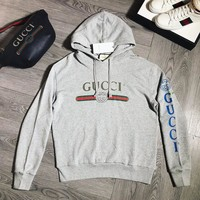 Gucci Women/Men Hot Hoodie Cute Sweater