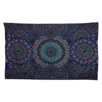Ring Of Water Psychedelic Tapestry
