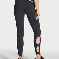 Anytime Cotton Keyhole Legging - Victoria Sport - Victoria's Secret