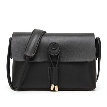 TANGSONGGUCI PU leather women envelope clutch casual mobile purse female ladies shoulder messenger crossbody Small bags