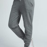 Halia Knitted Loop Back Joggers