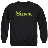Shrek - Logo Adult Crewneck Sweatshirt