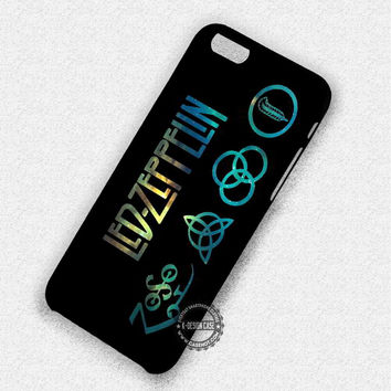 Nebula Symbol Led Zeppelin - iPhone 7 6 Plus 5c 5s SE Cases & Covers