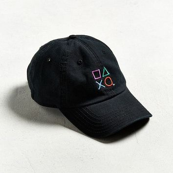 PlayStation Dad Hat   Urban Outfitters