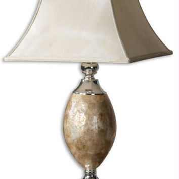 Table Lamp - Mother Of Pearl