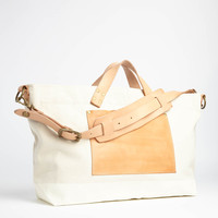 Engineer Shoulder Bag In Natural