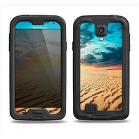 The Sunny Day Desert Samsung Galaxy S4 LifeProof Nuud Case Skin Set